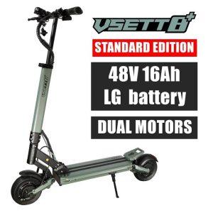 VSETT 8+ Scooter Review