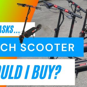 Which Scooter Should Bryan Buy? 🛴