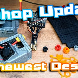 Coming Projects 🛠 GoPro mount for Helmet 🎥 Vesc BOX 🛠 Update about Eshop 🛒🚀🐱🏍