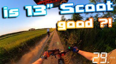 "Obarter X5 13"" Tire Escoot 🛴 GODZILLA Mode 👹 Something Fresh / New 😎 Part 1 "" 1st Impression """