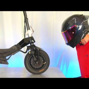 RION Uncovered | Exclusive Look At Building And Riding The World's Fastest Electric Hyperscooter