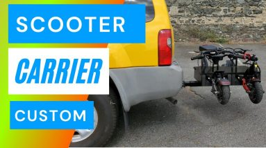 Electric Scooter Carrier Review