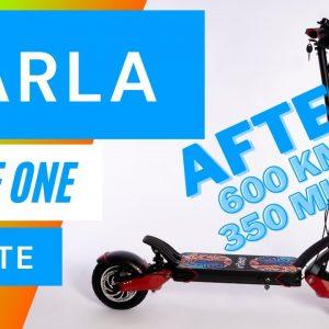 Varla Eagle One 350 Mile Update (600 KMs) 🛴