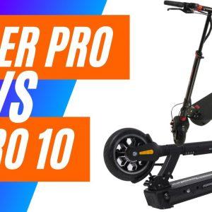 Zero 10 vs Speedway Leger Pro 4K