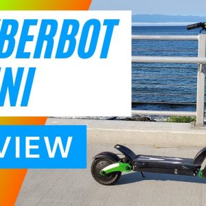 Cyberbot Mini Electric Scooter Review 4K