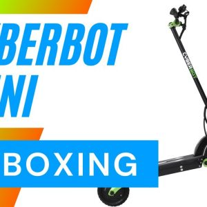 Cyberbot Mini Electric Scooter  - Unboxing Video 🛴