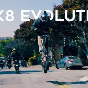 The Evolution Of An ESK8 Group | Music Video Featuring Andreas Stone, Denniz Jamm - Black Sunrise