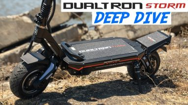 Minimotors Dualtron Storm Deep Dive   Liveshow #92