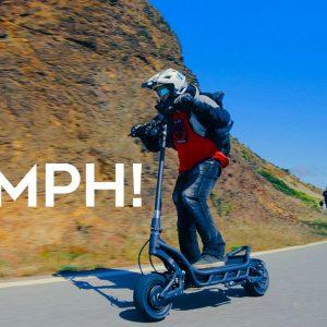 Nami Burn-E Viper Electric Scooter Review