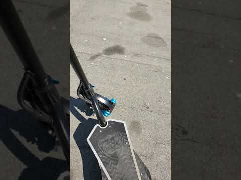new scooter ....what is it?