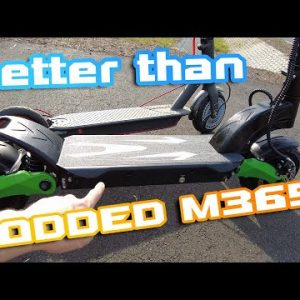 """X-Tron X08 could be Xiaomi M365 V2 ‼ Pocket size 🛴 2WD ⚡ Amazing suspension 🚀 Part #1 """" 1st try """""""