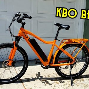 A Solid E-Bike Worth the $1500 - KBO Breeze Impressions