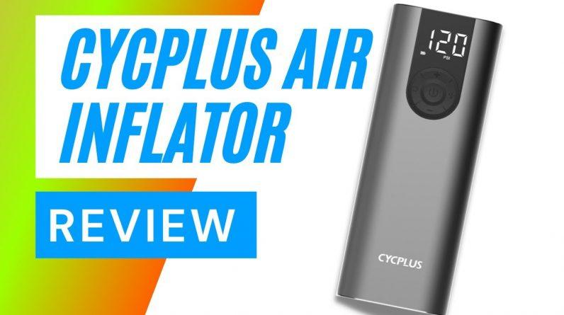 Cycplus Electric A8 Air Pump Review