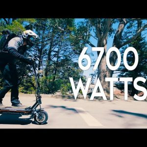 Dualtron Storm Electric Scooter Review | Powerful and Modular!