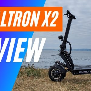 Dualtron X2 Electric Scooter Review - 4K
