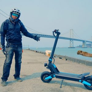 King Song Cheetah Electric Scooter First Look