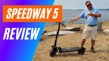 Speedway 5 Electric Scooter Review