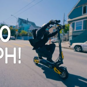 VSETT 10+ Electric Scooter Review | Packed with features & performance