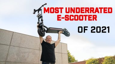2021's Most Underrated Electric Scooter: Wolf Warrior X and X Pro   Full Review