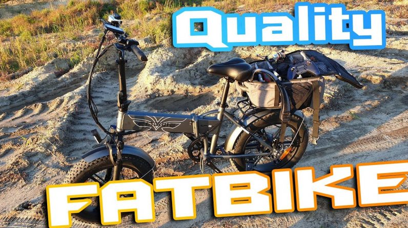 ENGWE EP-2 Pro 🚲 Great FATbike for cash 🚀Fast Light Quality 😲 Review & 1st Impression