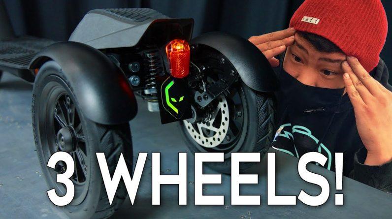Gotrax G Pro Electric Scooter Review | Best Beginner 3-Wheeler Machine?