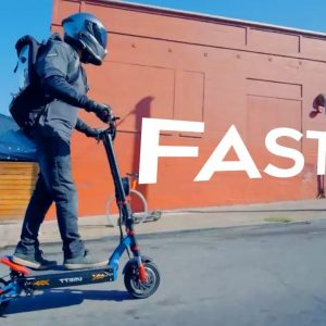 VSETT 11+  Electric Scooter Review | Bigger And Faster!