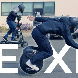 Begode EXN | Insanely Fast Electric Unicycle