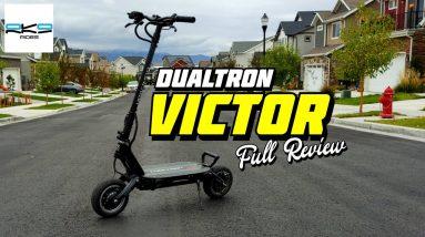 Dualtron Victor Deep-Dive Review! 50 MPH Electric Scooter