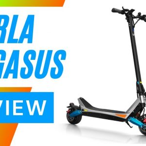 Varla Pegasus Review - Fabulous Electric Scooter for an Awesome Price
